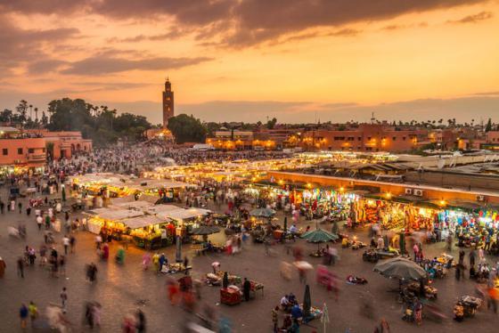 Một ngày lang thang giữa lòng thành phố Muscat