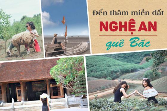 Tháng 9 này, mình về thăm Nghệ An quê Bác nhé!