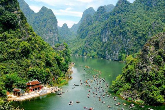 Ghé thăm các điểm đến ở Ninh Bình khi vào thu