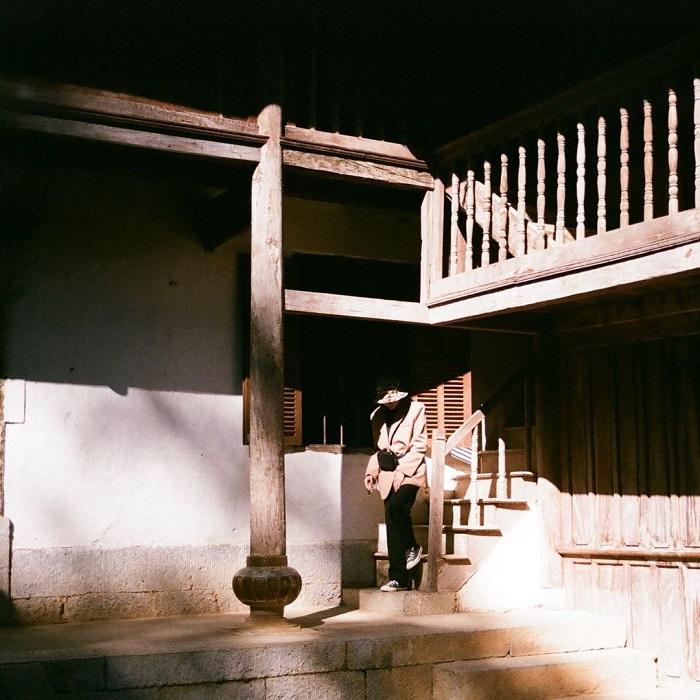 dinh thự cổ ở Tây Bắc