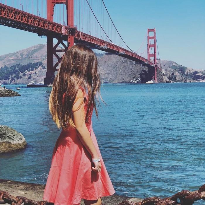 Cầu cổng vàng chính là một trong những cây cầu nổi tiếng thế giới