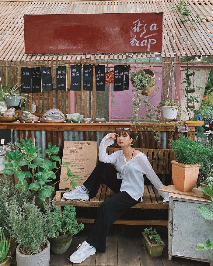 quán cà phê thủ công Đà Lạt