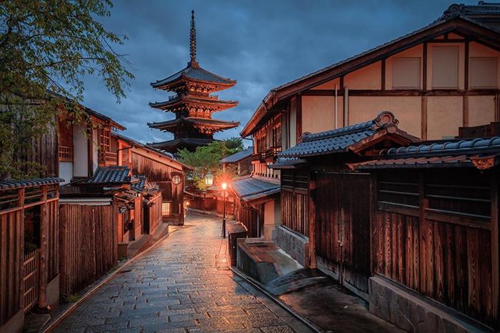 Khám phá Cố đô cổ kính Kyoto - Nhật Bản