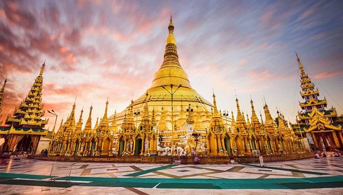 Tham quan ngôi chùa độc đáo, nổi tiếng ở thủ đô Yangon