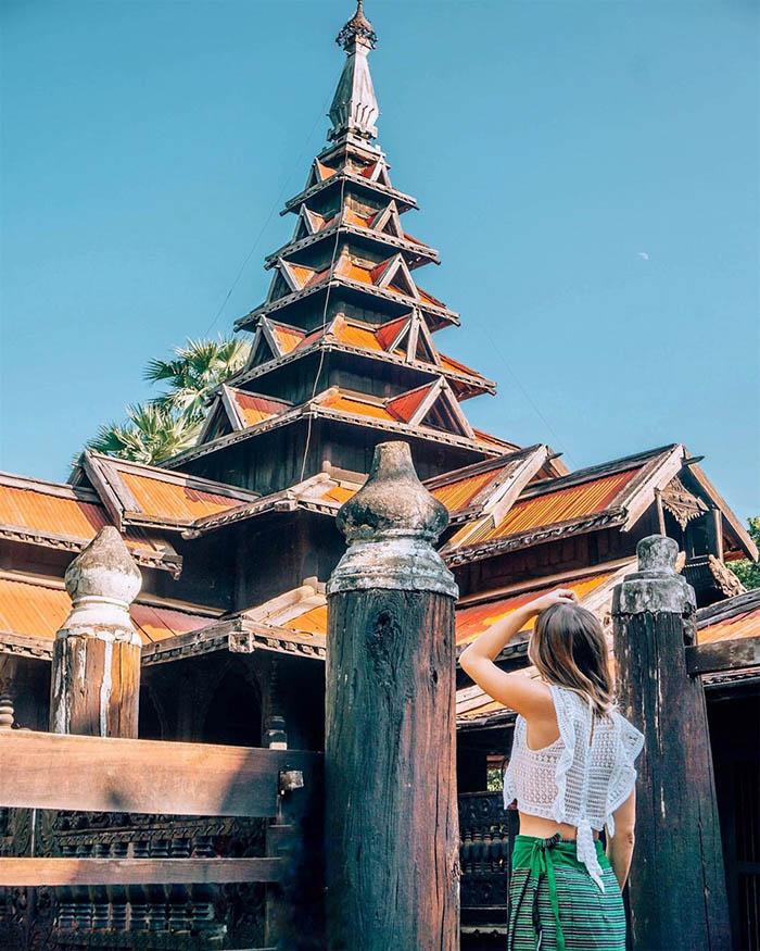 Hành trình khám phá Myanmar cực độc đáo
