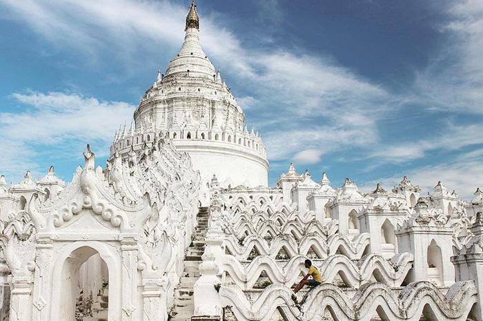Những kiến trúc phật giáo hùng vĩ
