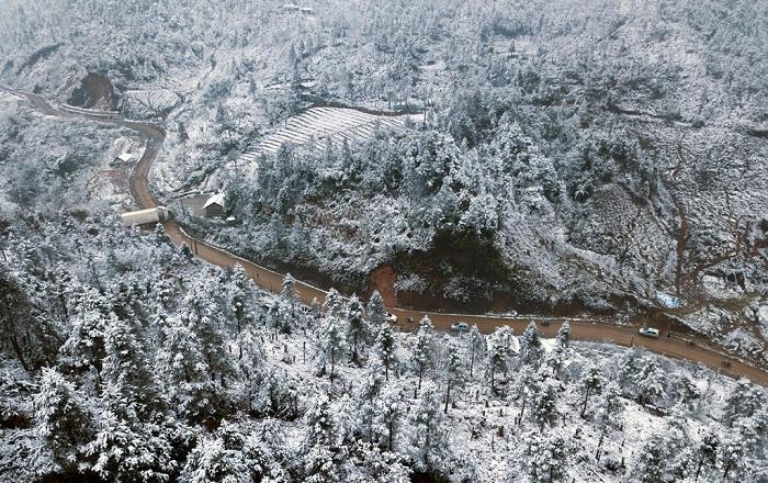 địa điểm du lịch mùa đông miền Bắc