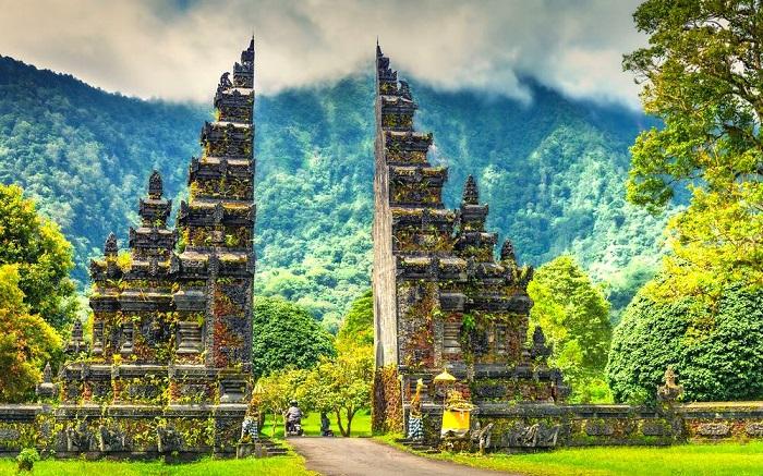 Bali với những trải nghiệm ấn tượng.