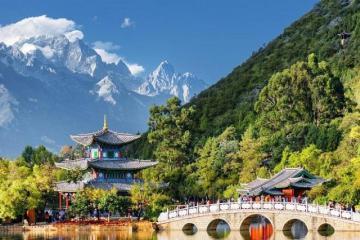 Lệ Giang cổ trấn - Lạc vào chốn bồng lai tiên cảnh ở Trung Hoa