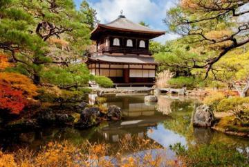 Du lịch Nhật Bản ghé thăm 10 ngôi đền Phật giáo nổi tiếng nhất Kyoto