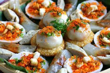 Những món ăn sẽ được giới thiệu tại 'Ngày ẩm thực Việt Nam tại Pháp'