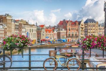Một ngày hoàn hảo ở Amsterdam