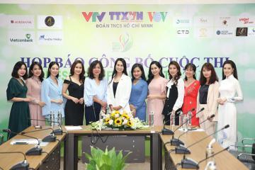 Cuộc thi Press Green Beauty 2019: Tôn vinh vẻ đẹp, tài sắc nữ nhà báo Việt