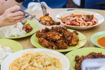 4 món cơm ngon không nên bỏ lỡ của ẩm thực Singapore