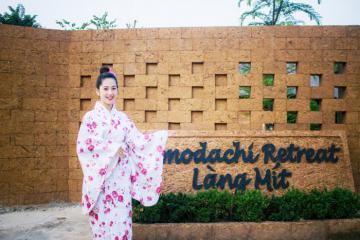 Về thăm Tomodachi Retreat Làng Mít - 'ngôi làng trong làng' của Hà Nội