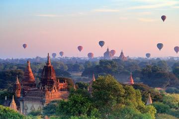 Du lịch Myanmar: Hành trình theo chân mặt trời ở Bangan, trải nghiệm Yangon, sống chậm ở Mandalay