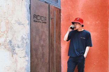 Quán cafe ACID8 ở Hà Nội – chốn check-in chất lừ cho Instagram