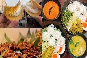 Những món ăn phải thưởng thức tại chợ đêm Lamai, Thái Lan