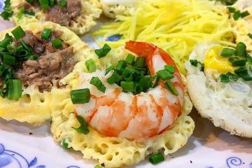 Điểm danh các món ăn vặt Nha Trang, ăn một lần là ghiền