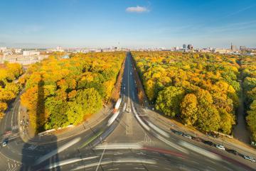 Ngắm mùa thu lá vàng thơ mộng tại Đức