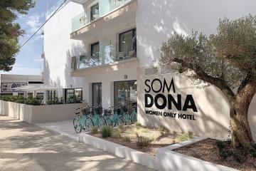 Som Dona Hotel: khách sạn cấm đàn ông đầu tiên tại Tây Ban Nha