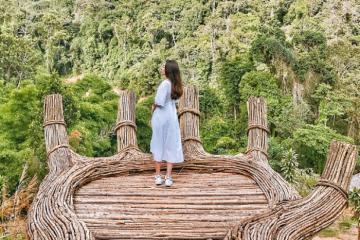 Hoa Sơn Điền Trang – khu du lịch sinh thái hot tại Đà Lạt năm 2019