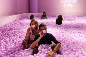 Bảo tàng trà sữa trân châu đầu tiên tại Singapore