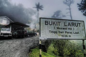 5 địa điểm 'ma ám' nổi tiếng ở Malaysia