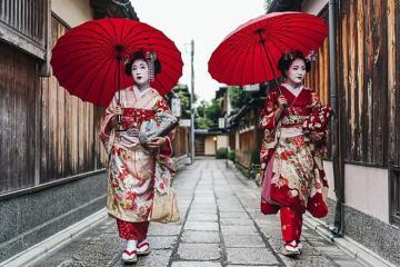 Du khách chụp ảnh geisha ở Nhật Bản có thể bị phạt tiền