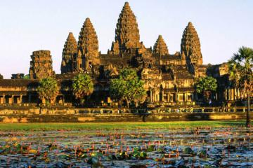 Campuchia - vẻ đẹp chạm đến trái tim du khách