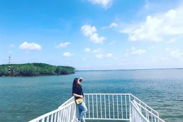 Kinh nghiệm du lịch Cần Giờ - 'ốc đảo xanh' của Sài Gòn