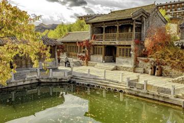 Cổ Bắc Thuỷ Trấn - nét đẹp bản sắc Trung Quốc