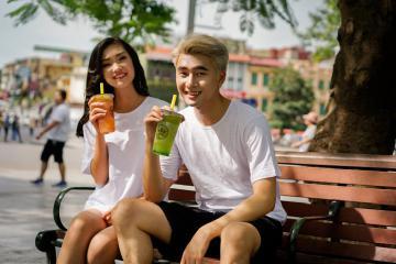 4 con đường trà sữa ở Sài Gòn khiến giới trẻ 'phát sốt'