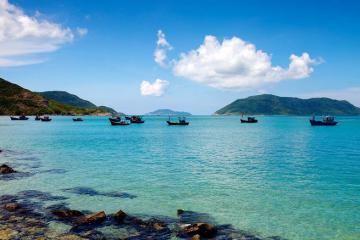 Côn Sơn lọt top 13 nơi có làn nước trong xanh nhất thế giới, bạn đã đi chưa?