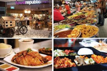 Những khu ẩm thực dành cho hội 'sành ăn' ở Kuala Lumpur