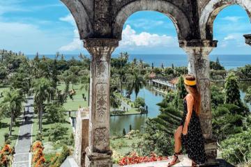 Check-in mỏi tay với cung điện nước Taman đẹp tựa trời Tây ở Bali