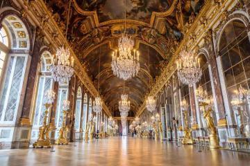 Cung điện Versailles xa hoa và lộng lẫy - niềm tự hào của nước Pháp