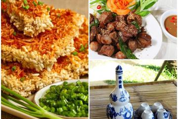 Những món đặc sản Ninh Bình trứ danh trong ca dao tục ngữ