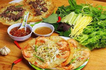 Đặc sản Quy Nhơn đậm chất quê hương đất võ