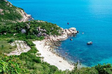 Đến Đảo Bình Ba, Khánh Hòa, hòa mình vào nắng gió, tận hưởng BBQ bên bãi biển