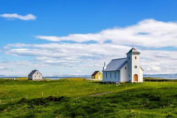 Khám phá Flatey nhỏ bé của Iceland - hòn đảo đẹp nhất thế giới
