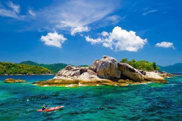 Đảo Tarutao – Thiên đường hoang sơ ít người biết của du lịch Thái Lan