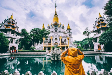 Check-in 'tẹt ga' 4 đất nước châu Á đẹp mê ly ngay giữa lòng Sài Gòn