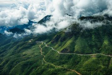 Đèo Ô Quy Hồ - 'Chốn bồng lai tiên cảnh' giữa núi rừng Tây Bắc