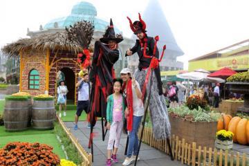 Những địa điểm chơi Halloween ở Đà Nẵng không nên bỏ lỡ