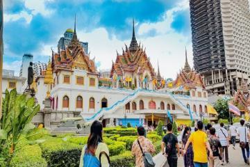 Có thể giảm giá 10% cho du khách ASEAN tại các siêu thị Thái Lan