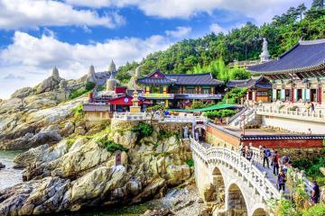 Du lịch Busan - khám phá thành phố cảng lớn nhất Hàn Quốc