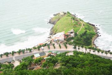 Khám phá mũi Nghinh Phong Vũng Tàu, tận hưởng bầu không khí trong lành cùng gió biển