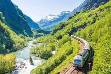 Du lịch Na Uy nhớ ghé thăm 8 điểm đến thanh bình tuyệt đẹp này