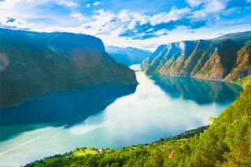 Vịnh Sognefjord - kiệt tác thiên nhiên của du lịch Na Uy